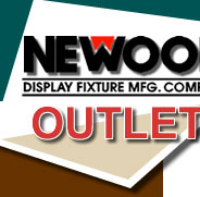 Newood Furniture Outlet, Retail Store Fixtures